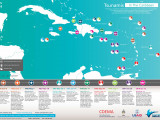Tsunami Events in the Caribbean and Adjacent Regions