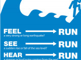 Natural Tsunami Warning Signs